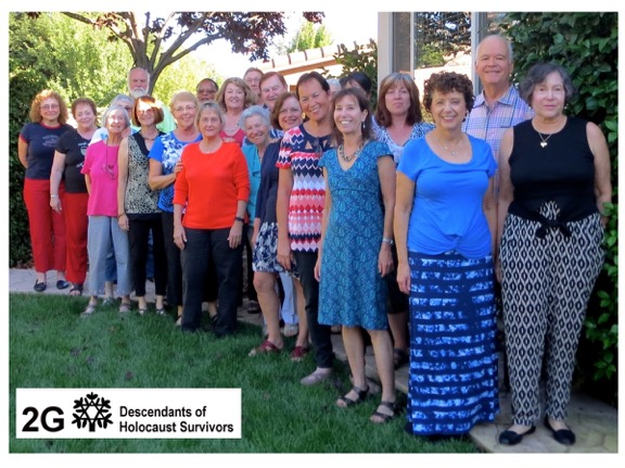 Some of the members of our Sacramento 2nd Generation Group