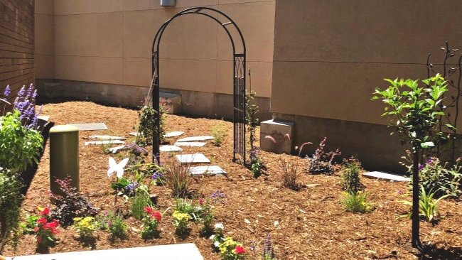 Community Holocaust Memorial Garden