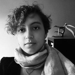Thalia Ostendorf is schrijver van korte verhalen, onder andere gepubliceerd in The First Line en Token Magazine en heeft een lichte obsessie voor de Italiaanse taal en het eten