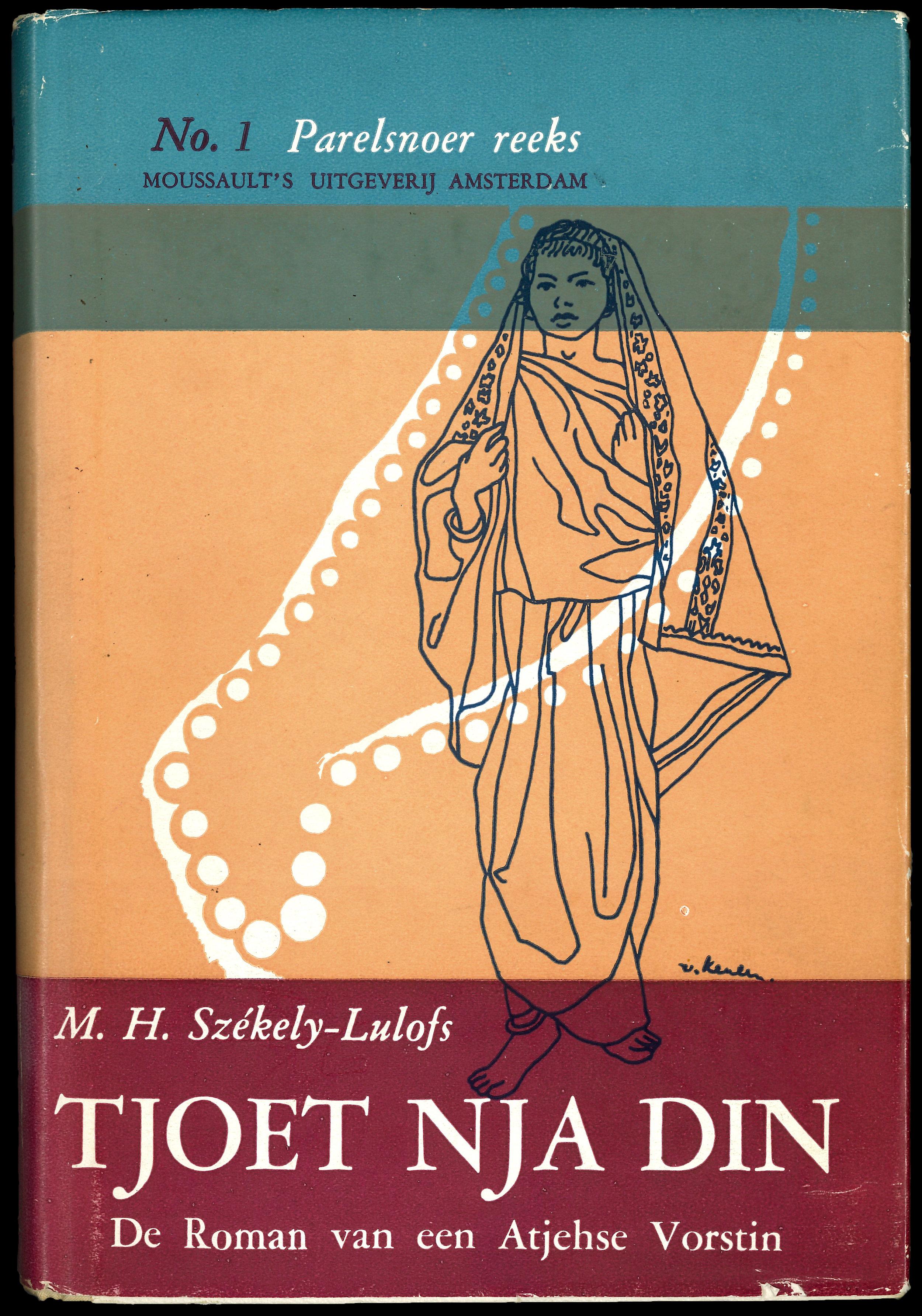 - Boek Tjoet Nja Din, De roman van een Atjehse vorstin geschreven door Székely-Lulofs (1948)