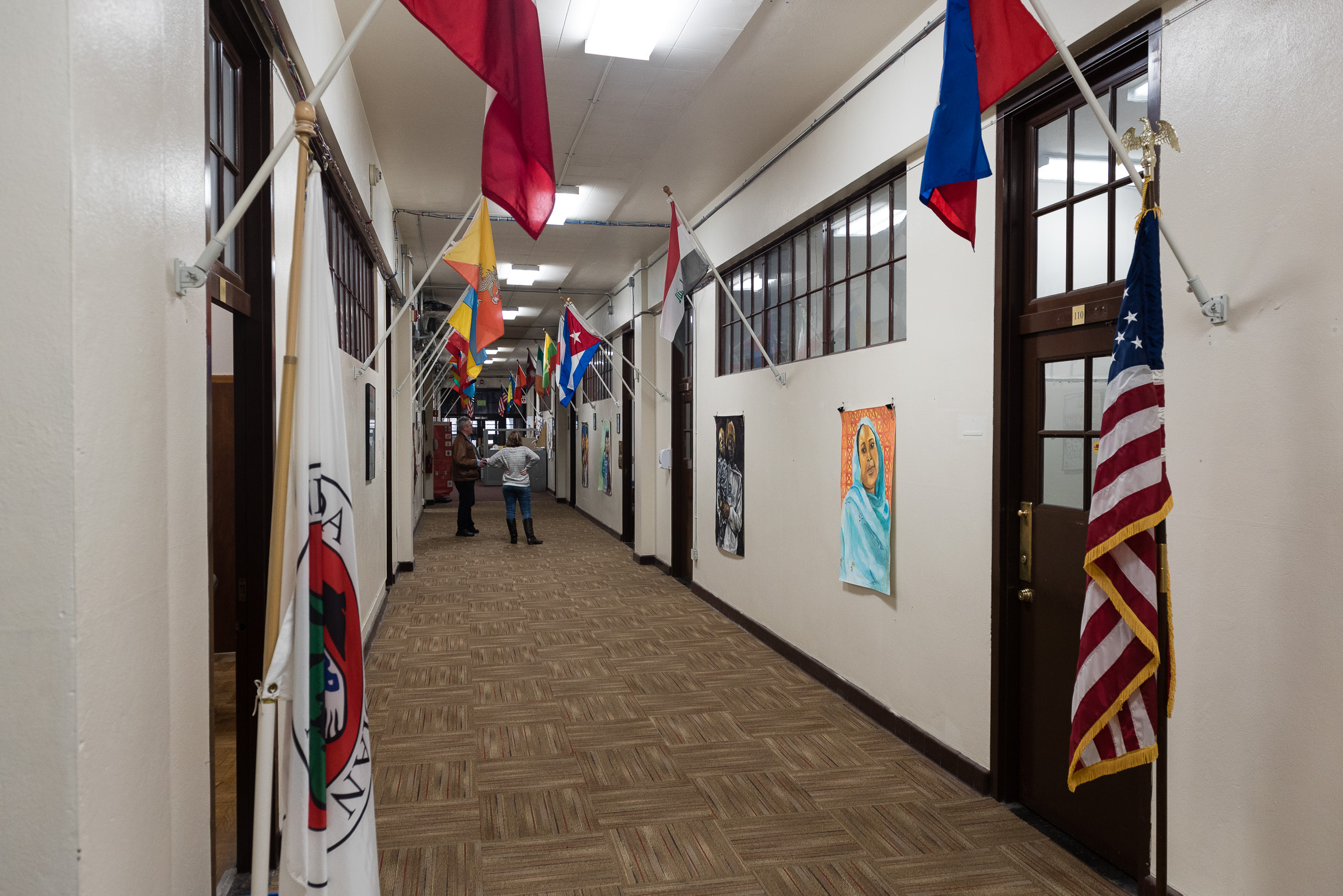 The Mohawk Valley Resource Center for Refugees has helped settle over 35,000 refugees since it was founded in 1981. Joseph Ryder