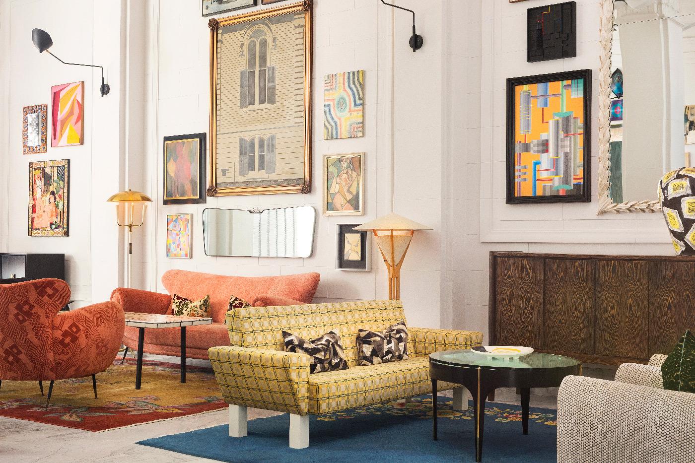 Inside Kelly Wearstler's Newest Design