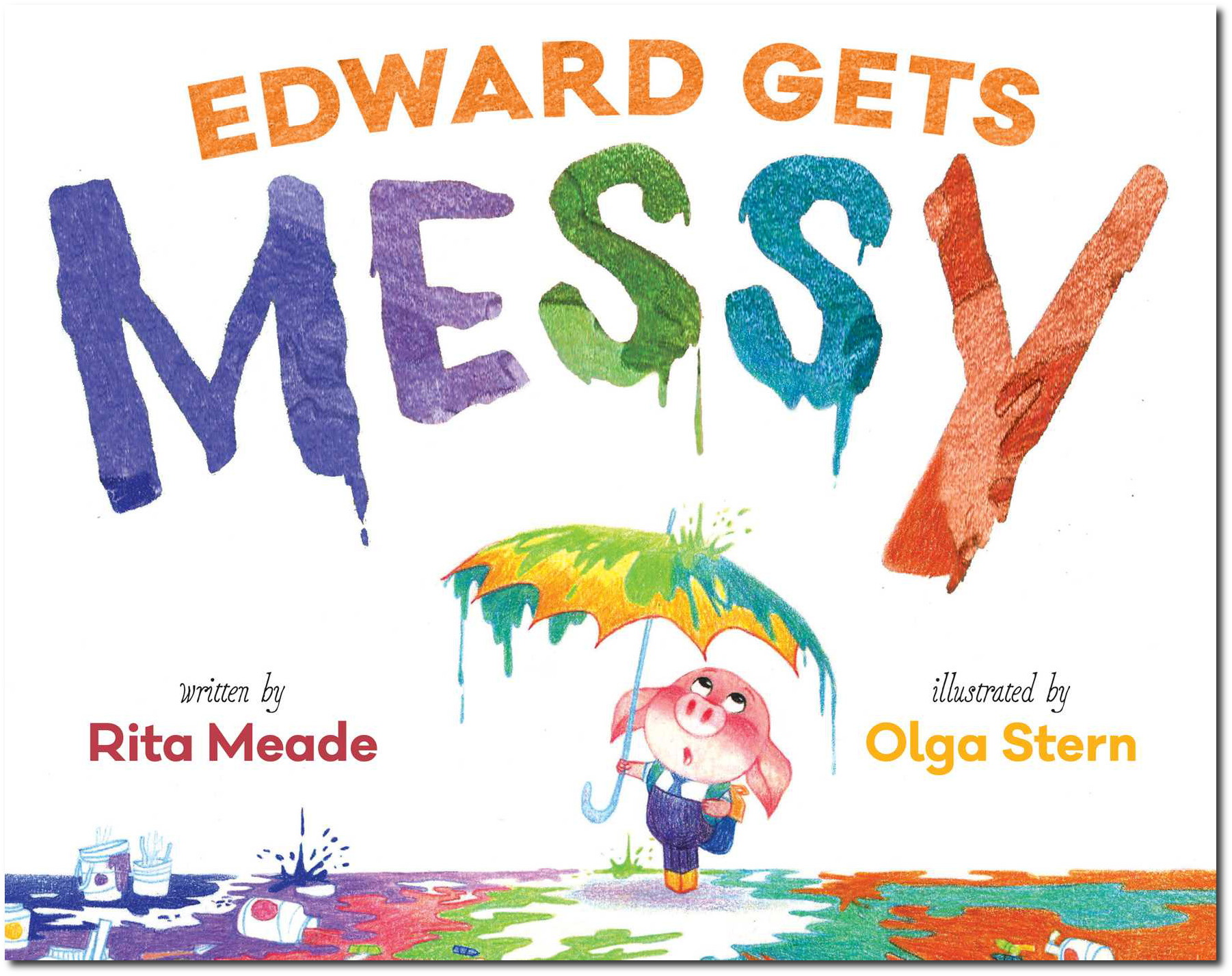 Read more Edward Gets Messy  »