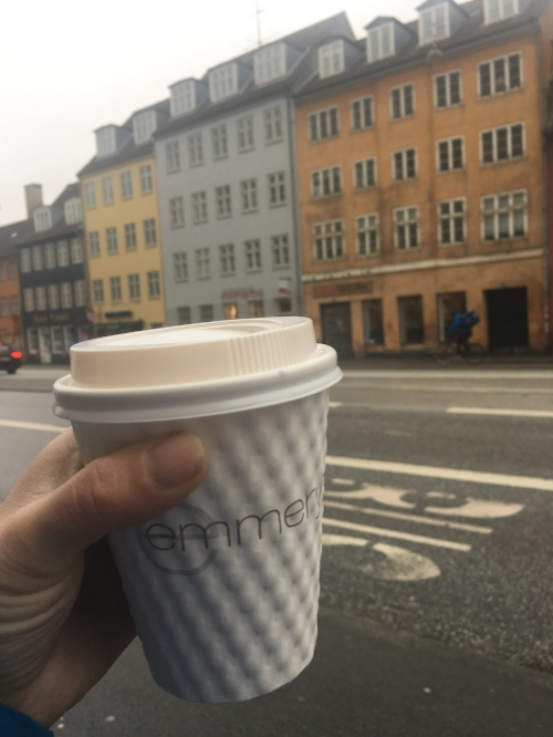 God Morgen, Kobenhavn! Emmery's coffee to warm up a chilly morning stroll around Christianshavn
