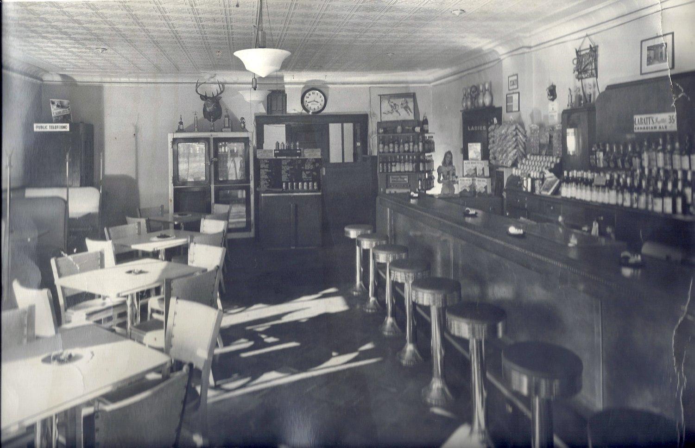 Gunselman's in the 1940's
