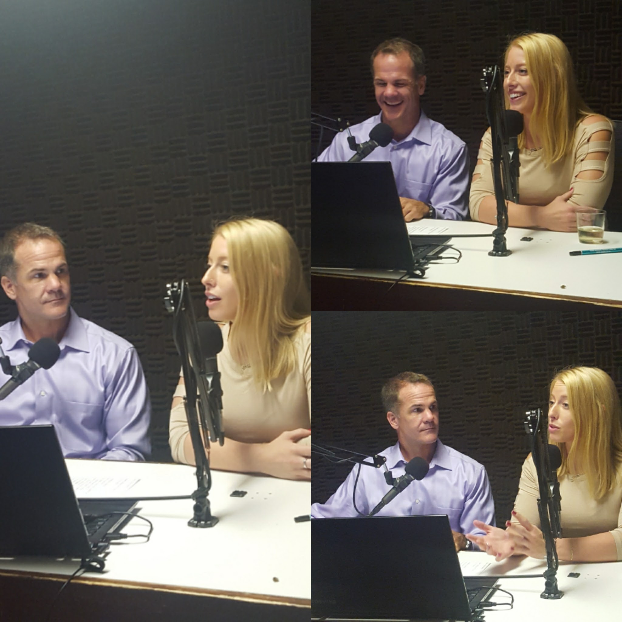 Dr. David Wise featured Kael on his radio show in March 2017 discussing the topic of health and fitness in the modern age.