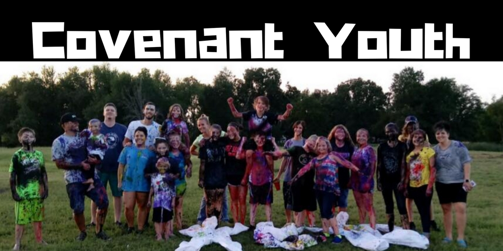 Covenant Youth provides a fun environment to hang with friends, and learn about how amazing Jesus is!