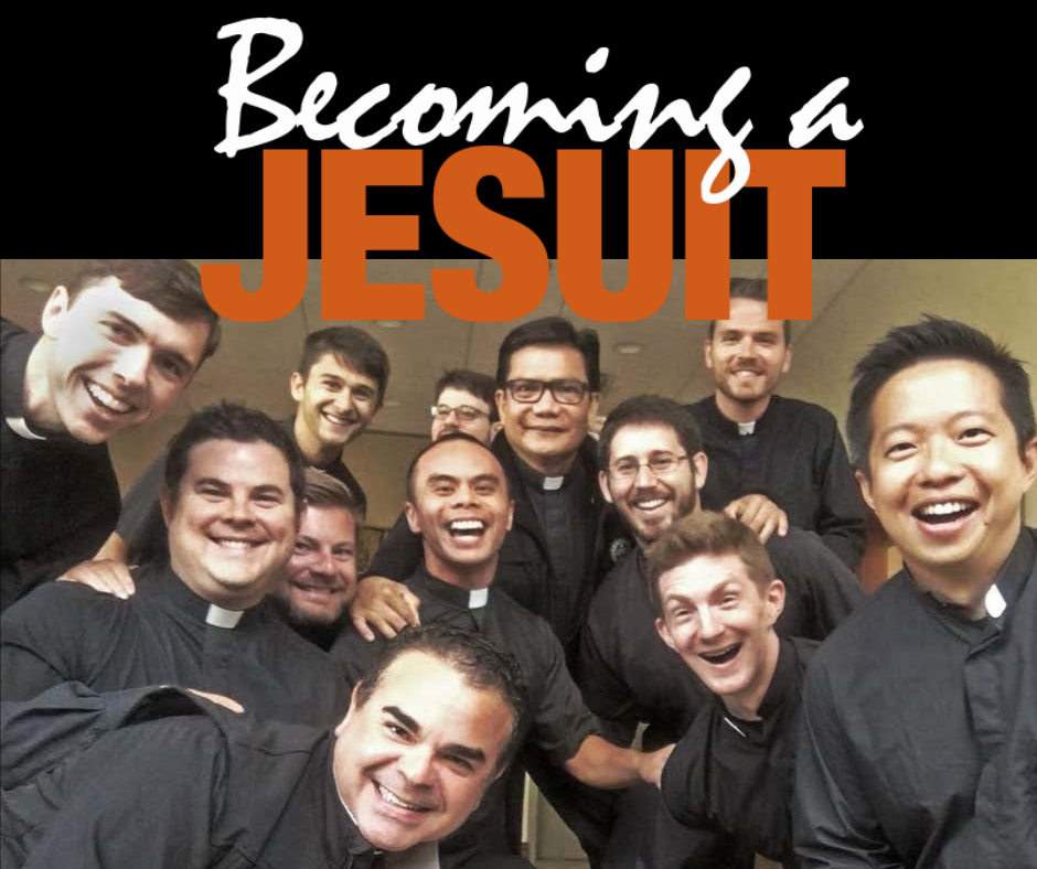 Want more information in English about the process of becoming a Jesuit? Visit    www.BeAJesuit.org   .