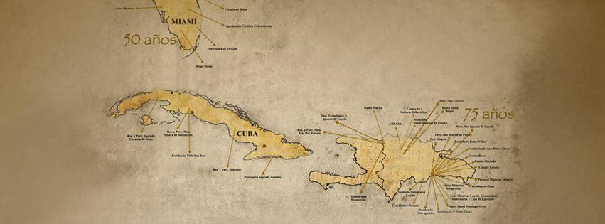 Visualiza las obras Jesuitas de las Antillas - Imágenes y videos encarnan la misión de manera palpable y humanizadora. Vea videos de las obras de las secciones de Miami, Cuba y República Dominicana.