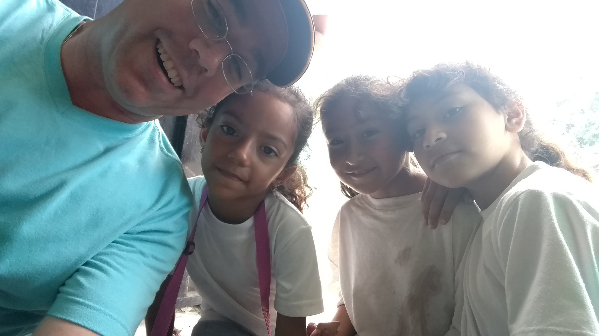 With a few of the kids from K2.