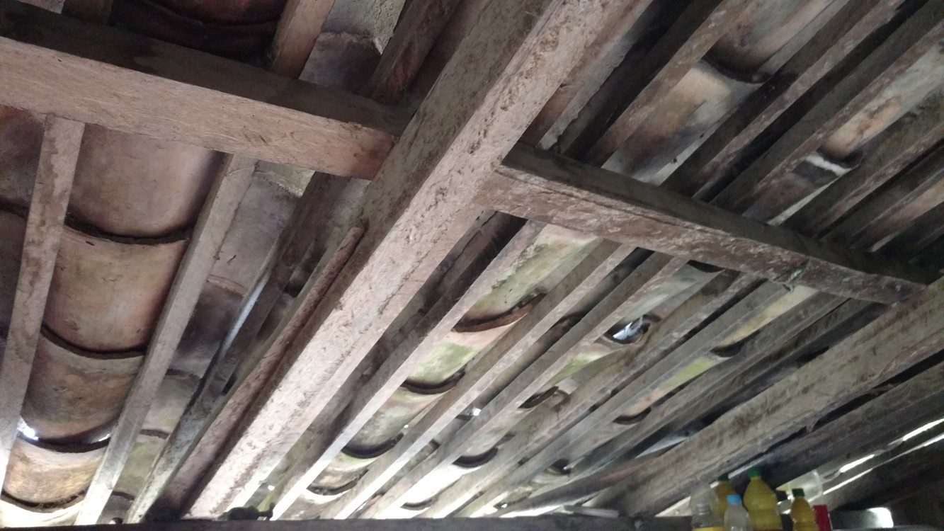 More roof problems