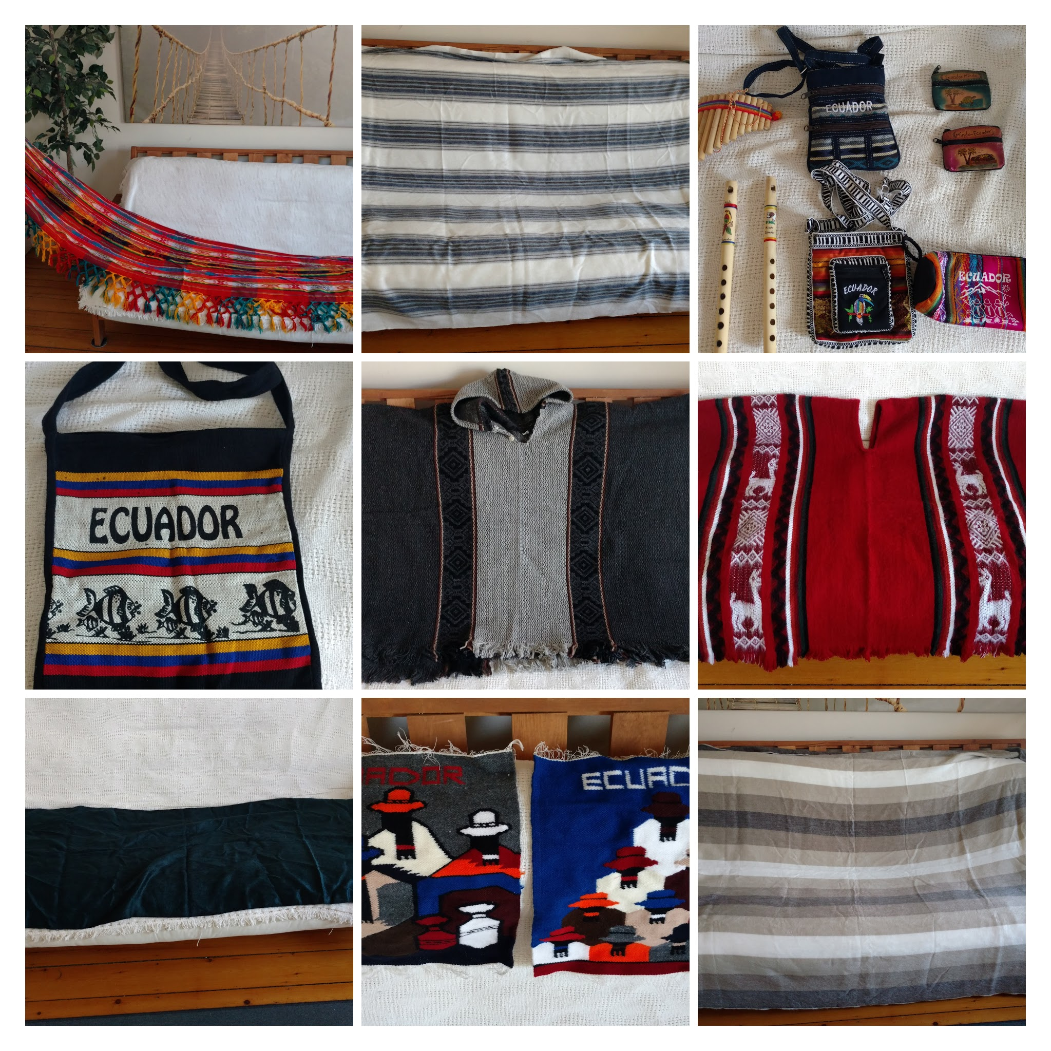 Artisan Items - I've brought back some wonderful artisan items to help with fundraising ideas. Your thoughts are welcome!