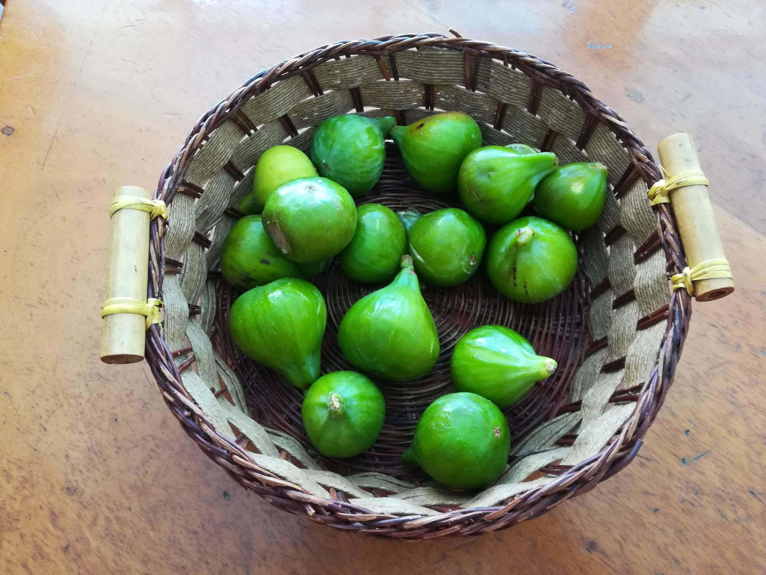A crop of figs