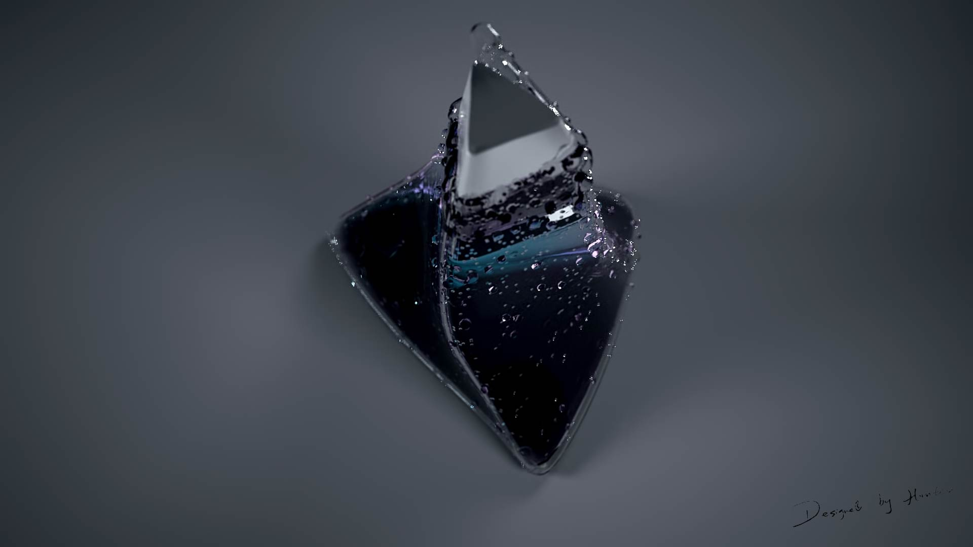 Shang Hai Perfume Design 2014