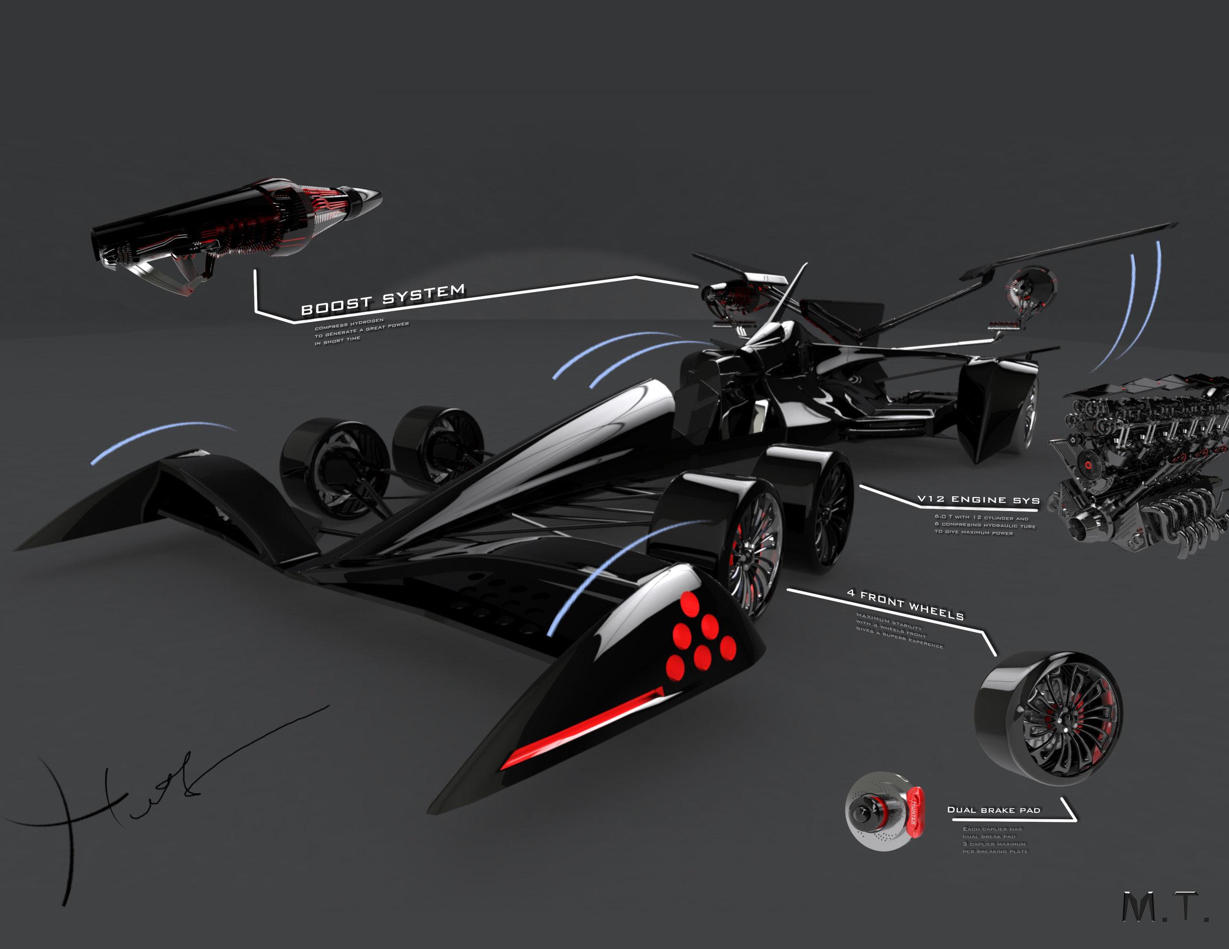Formula Dream 2013