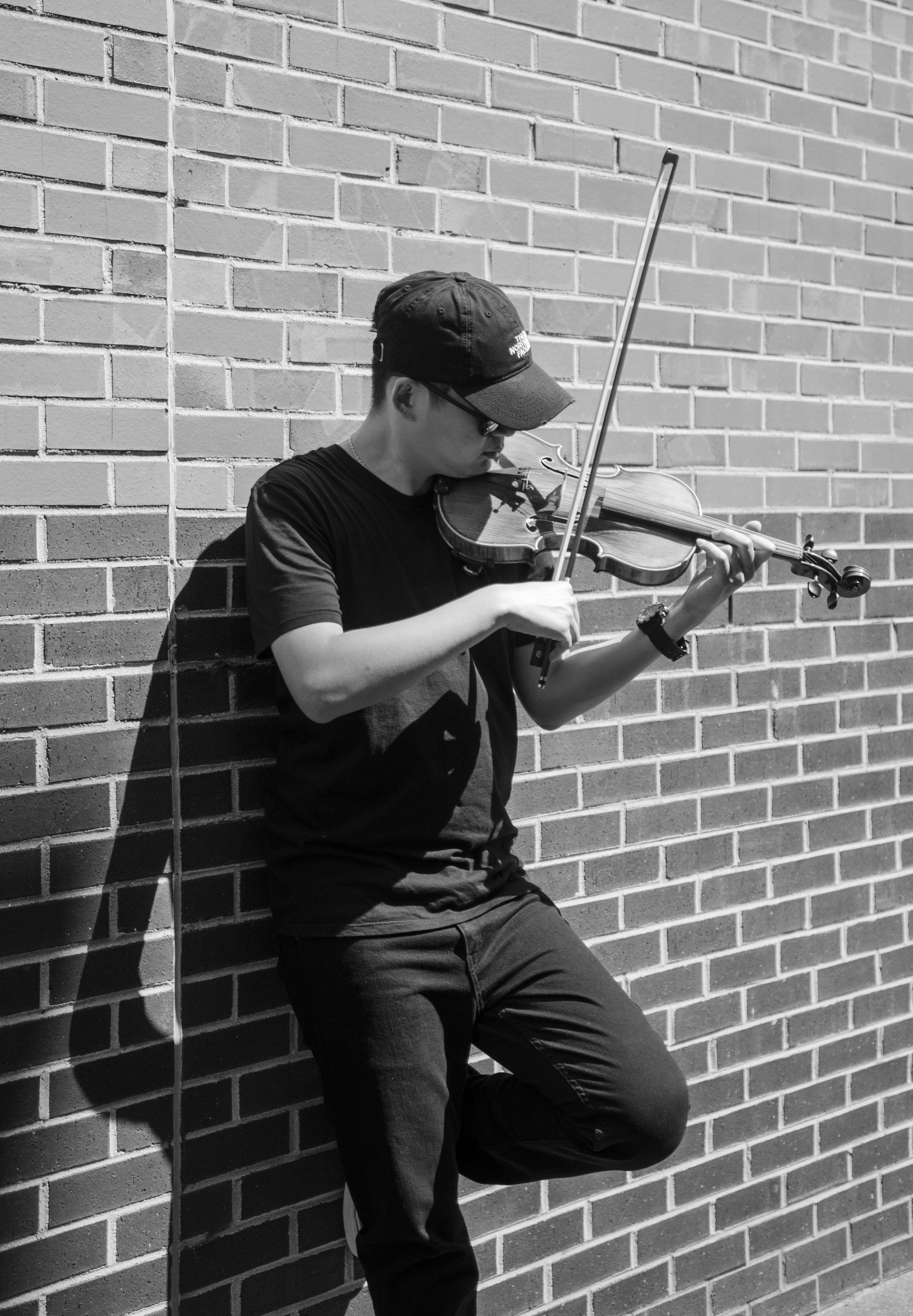 vIOLIN IN RALEIGH