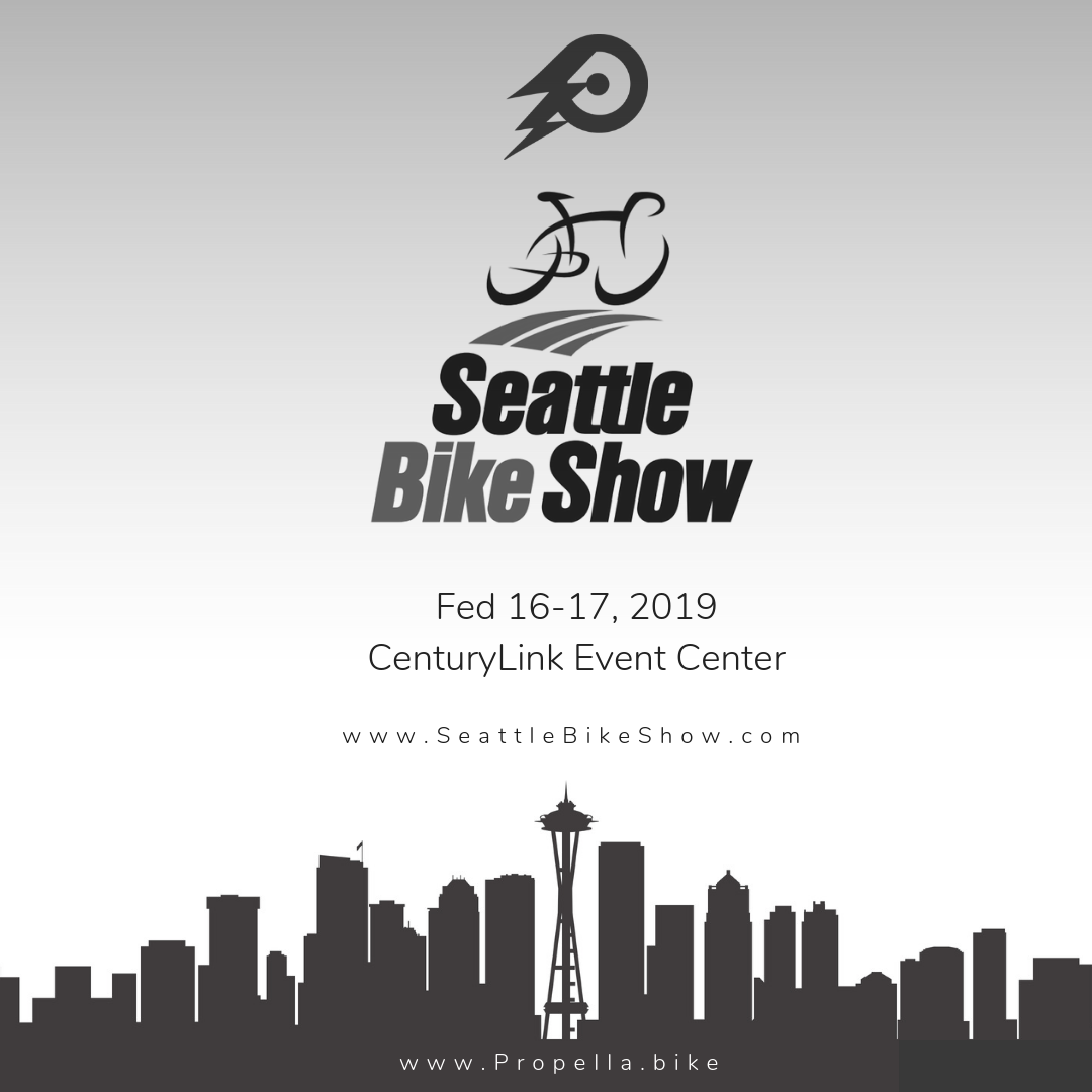 2019 seattle bike show propella