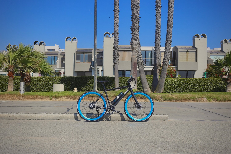 e bike fixie singlespeed by Propella