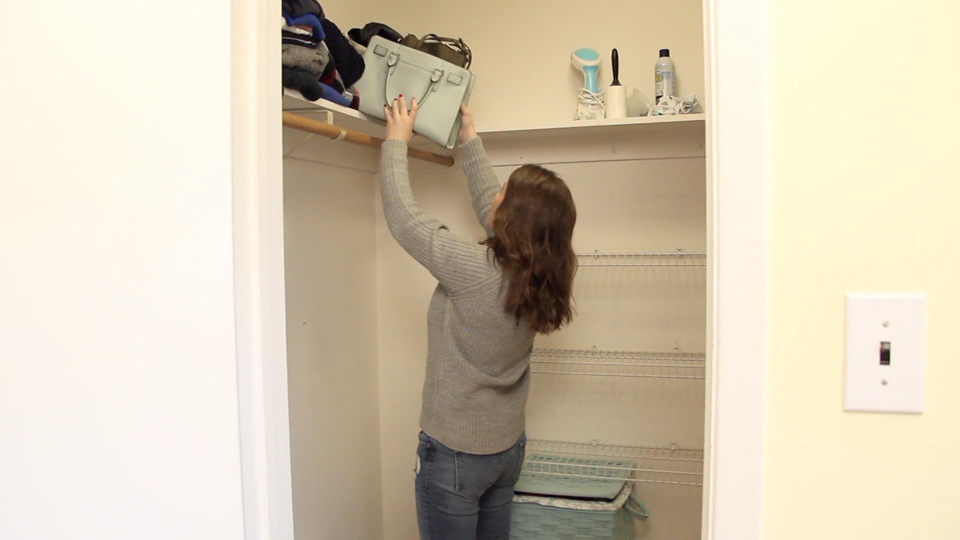 Closet Clean Out
