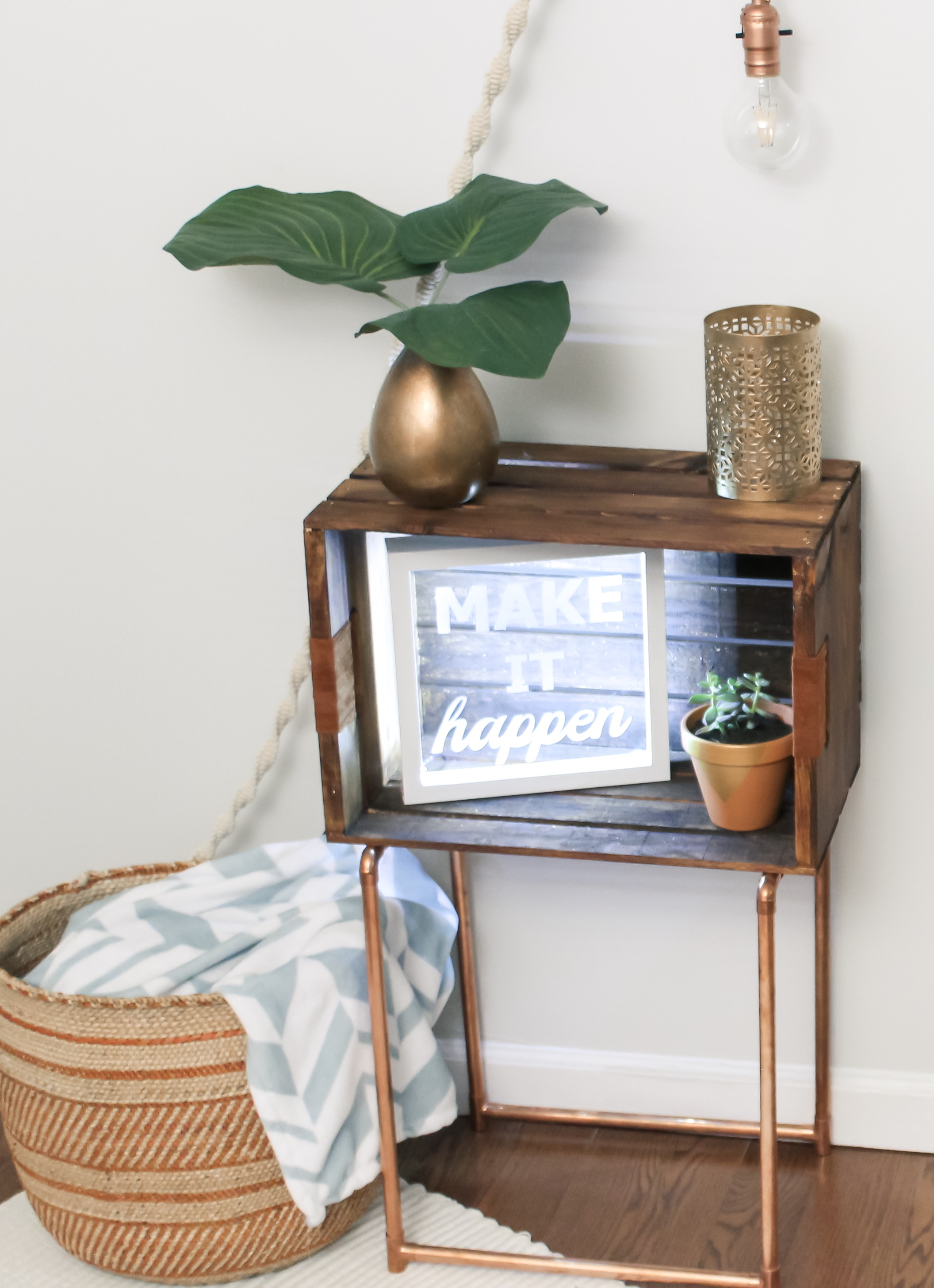DIY Light Up Sign