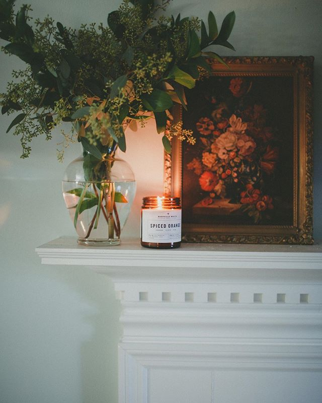 Our fall candle line is back and ready to ship! If you're looking for a safe and healthy candle, we got you! Only two save ingredients in our candles, beeswax and essential oils! #nashvillewaxco #beeswaxcandles
