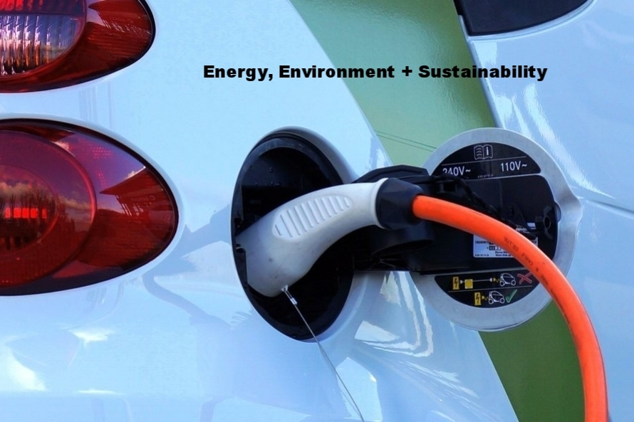 Energy, Environment + Sustainability