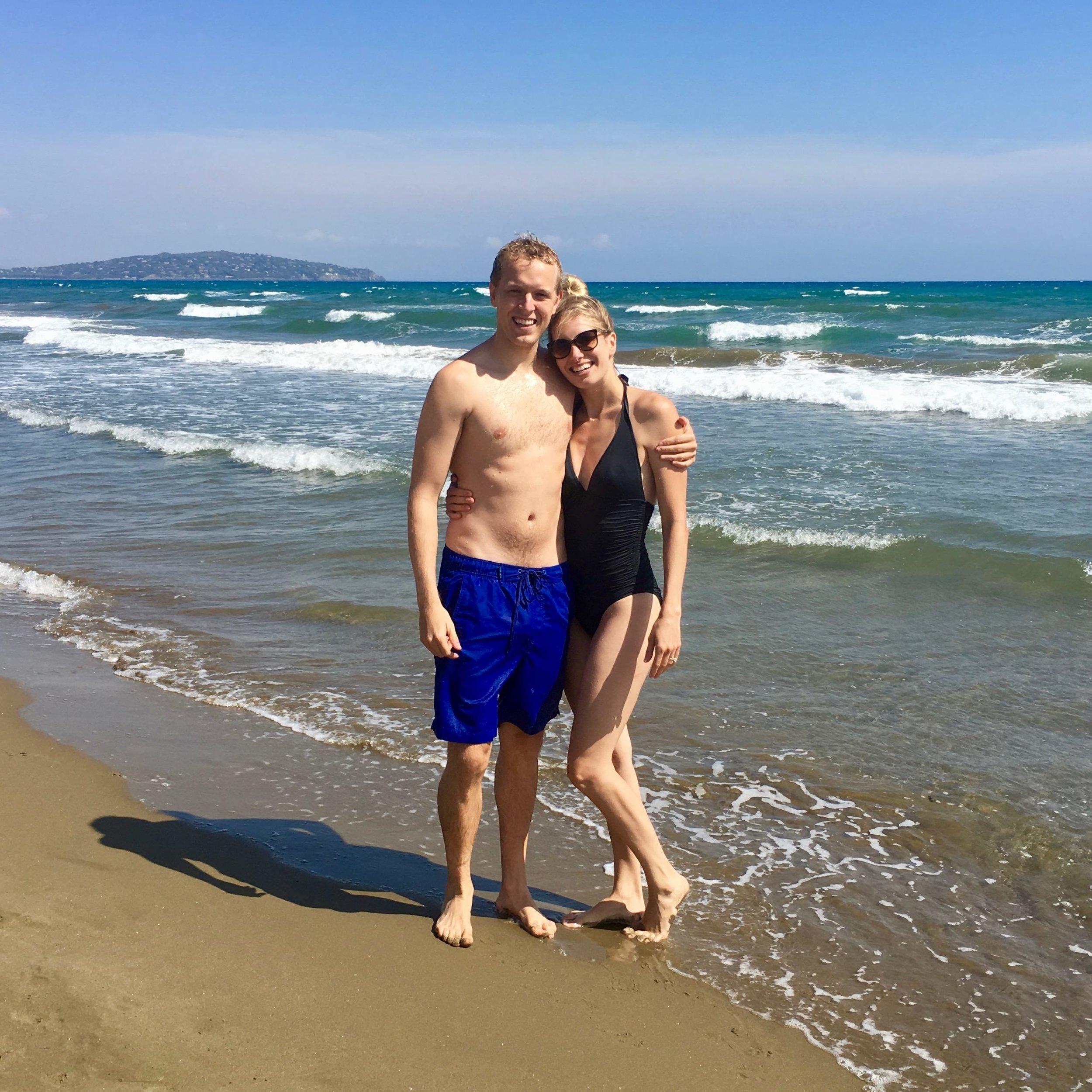 Feniglia Beach, Italy
