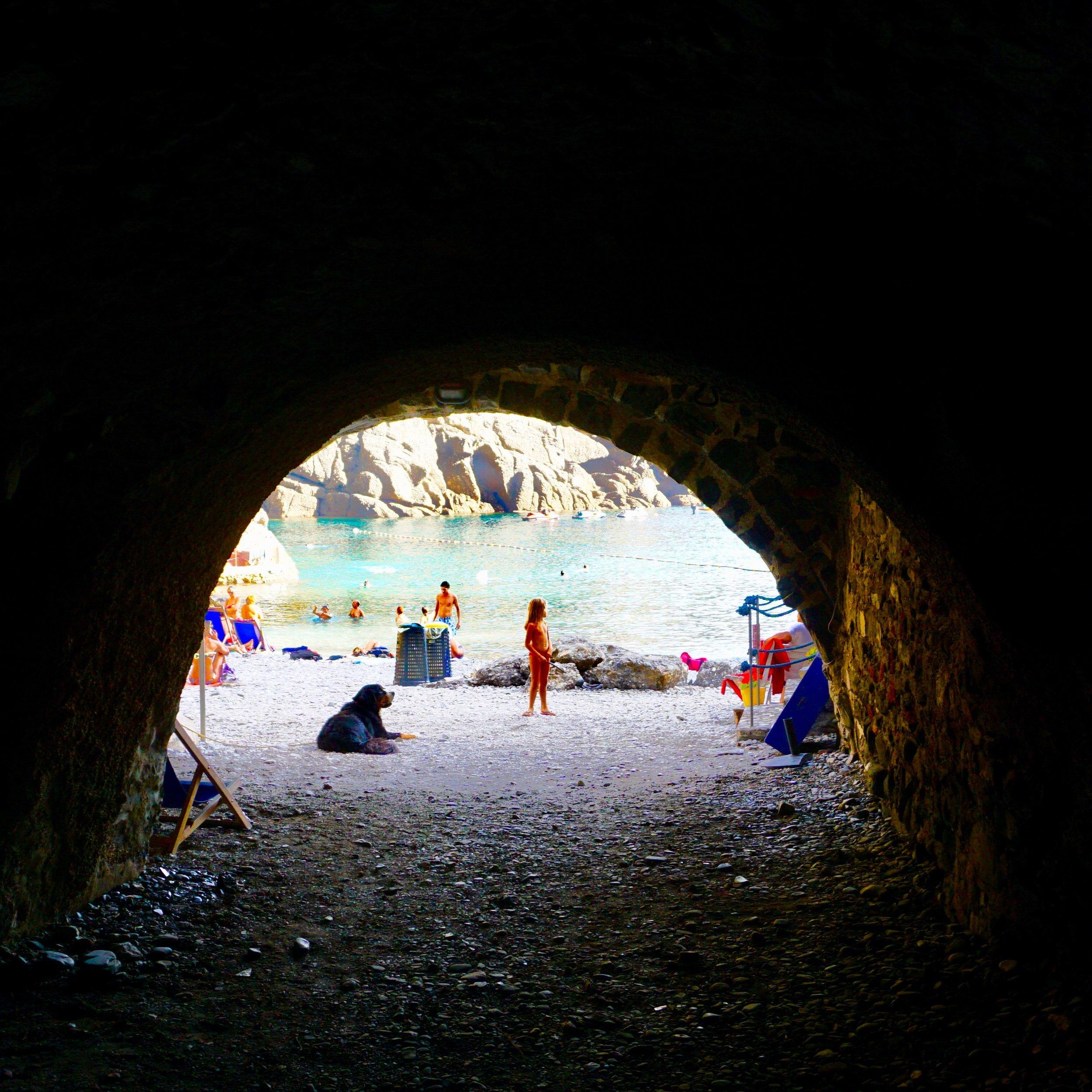 San Fruttuoso Abbey, Italy
