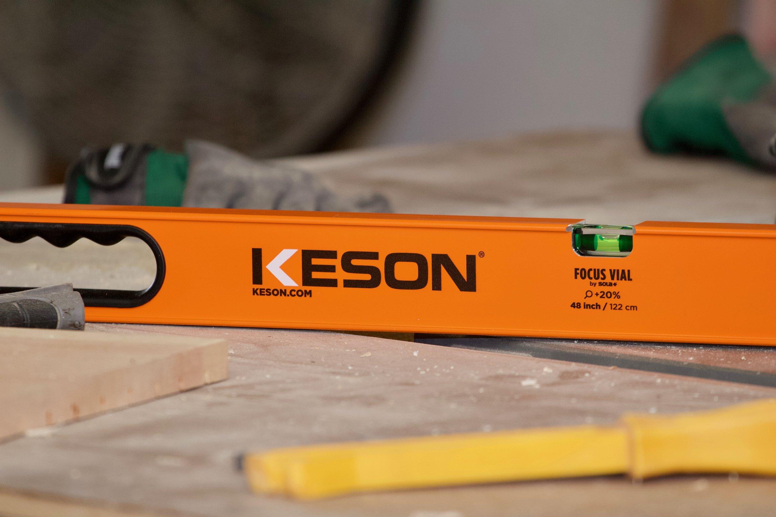 Keson Level