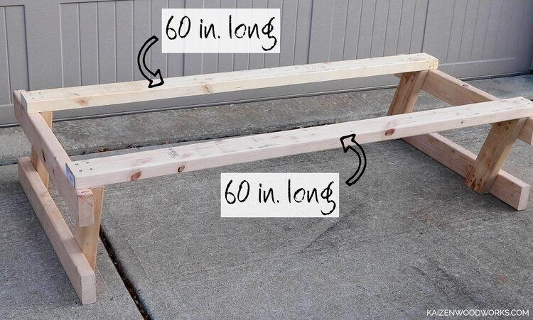 How To make a DIY dumbbell rack