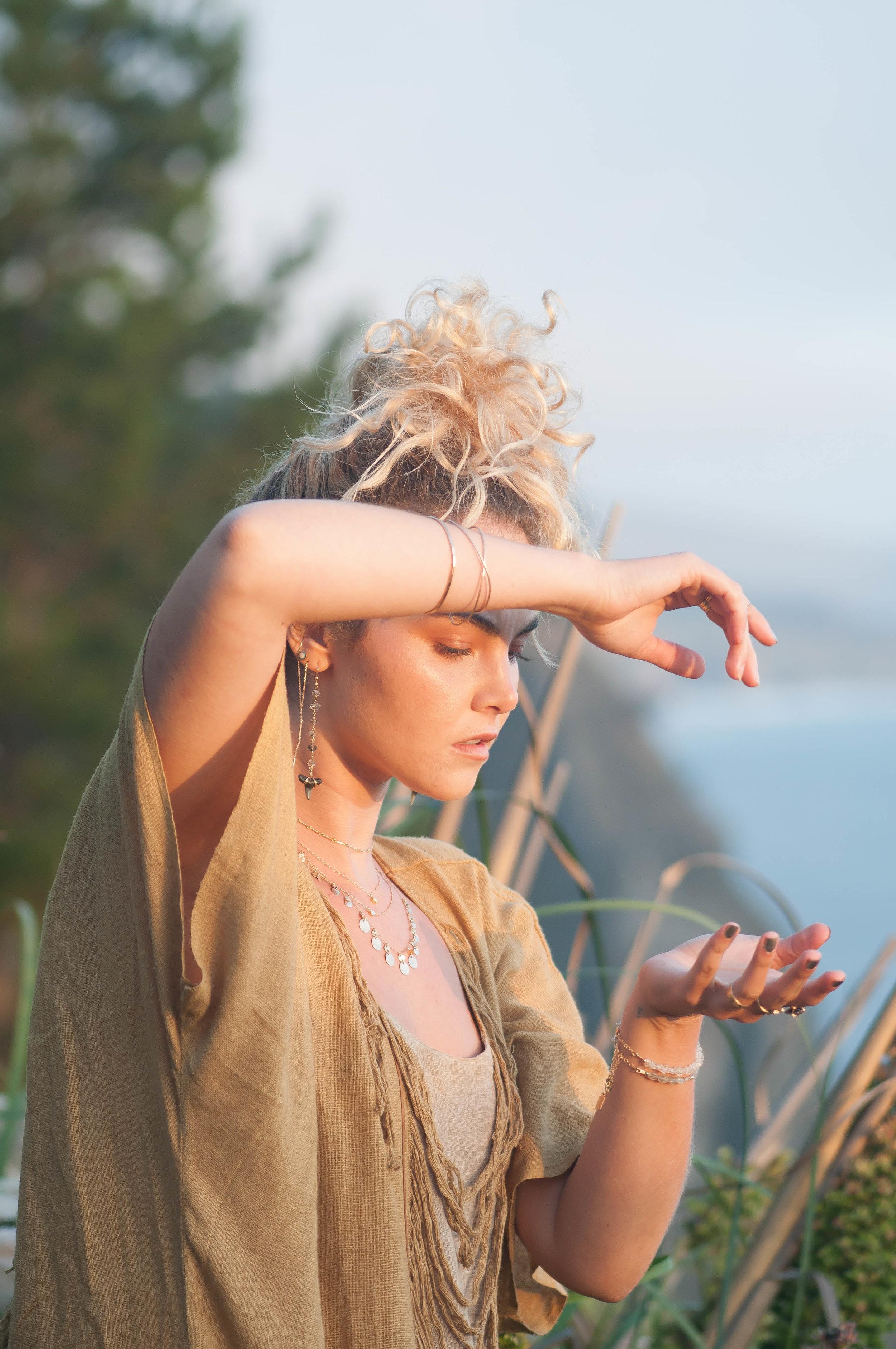 sculptress Jewelry Natilie Michaels Big Sur California Gypsy Jewelry Fine Luxury