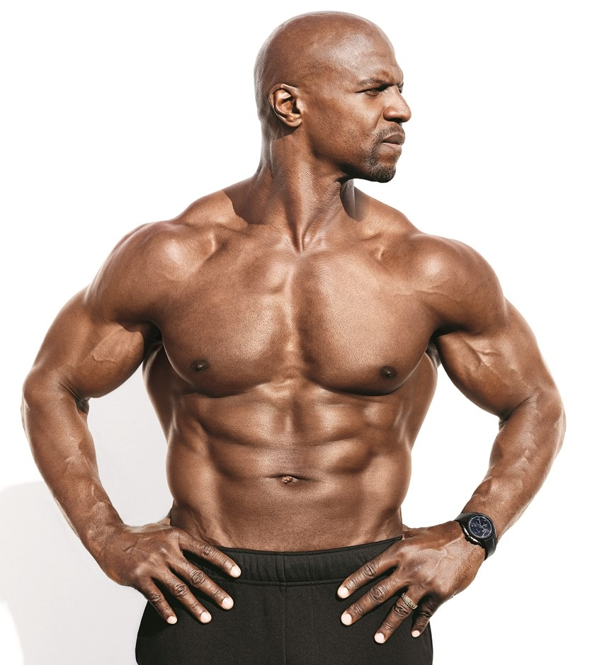 Yeah so this guys fasts and seems to experience little in the way of muscle wastage!