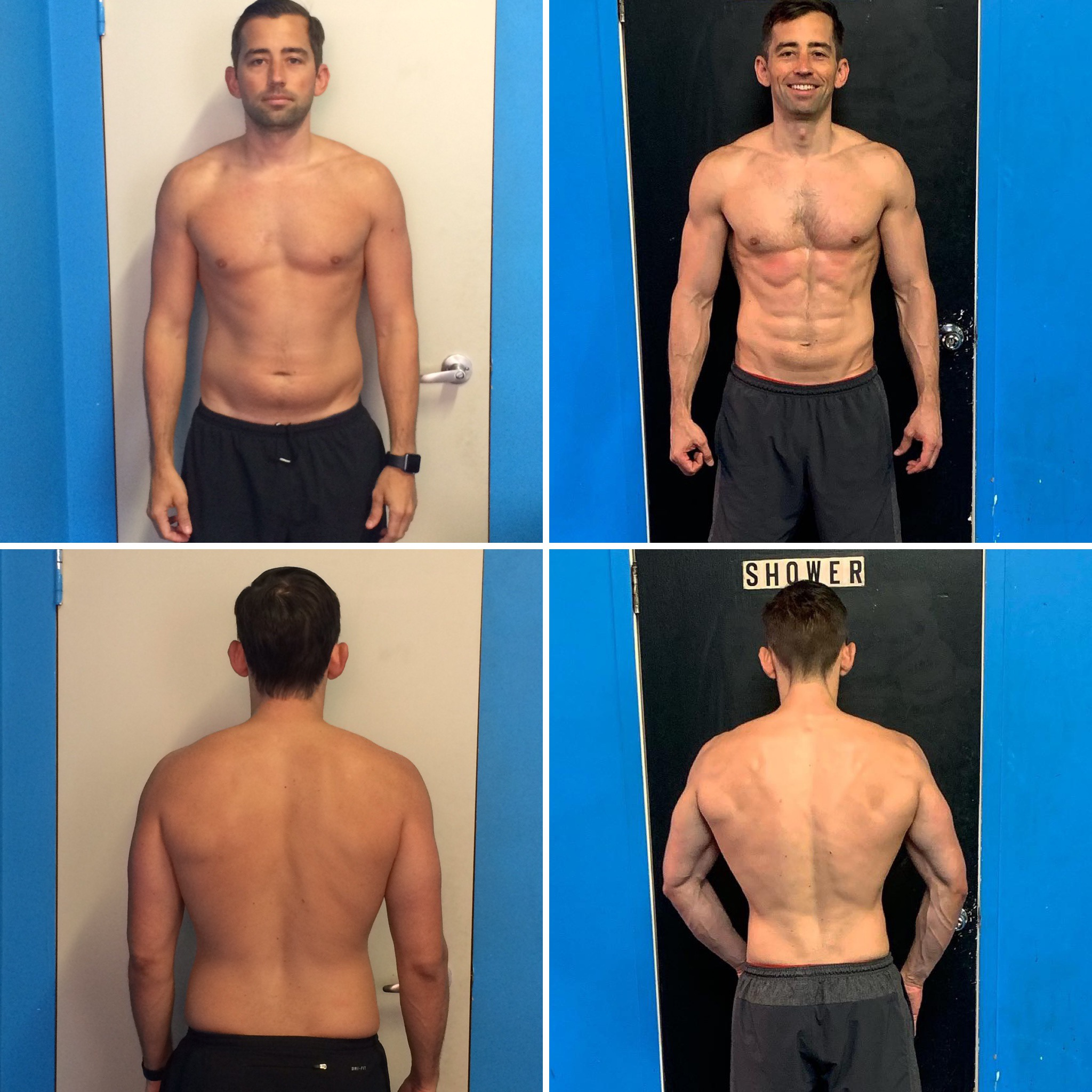 Eric has achieved phenomenal results despite travelling for over 1/3 of the year