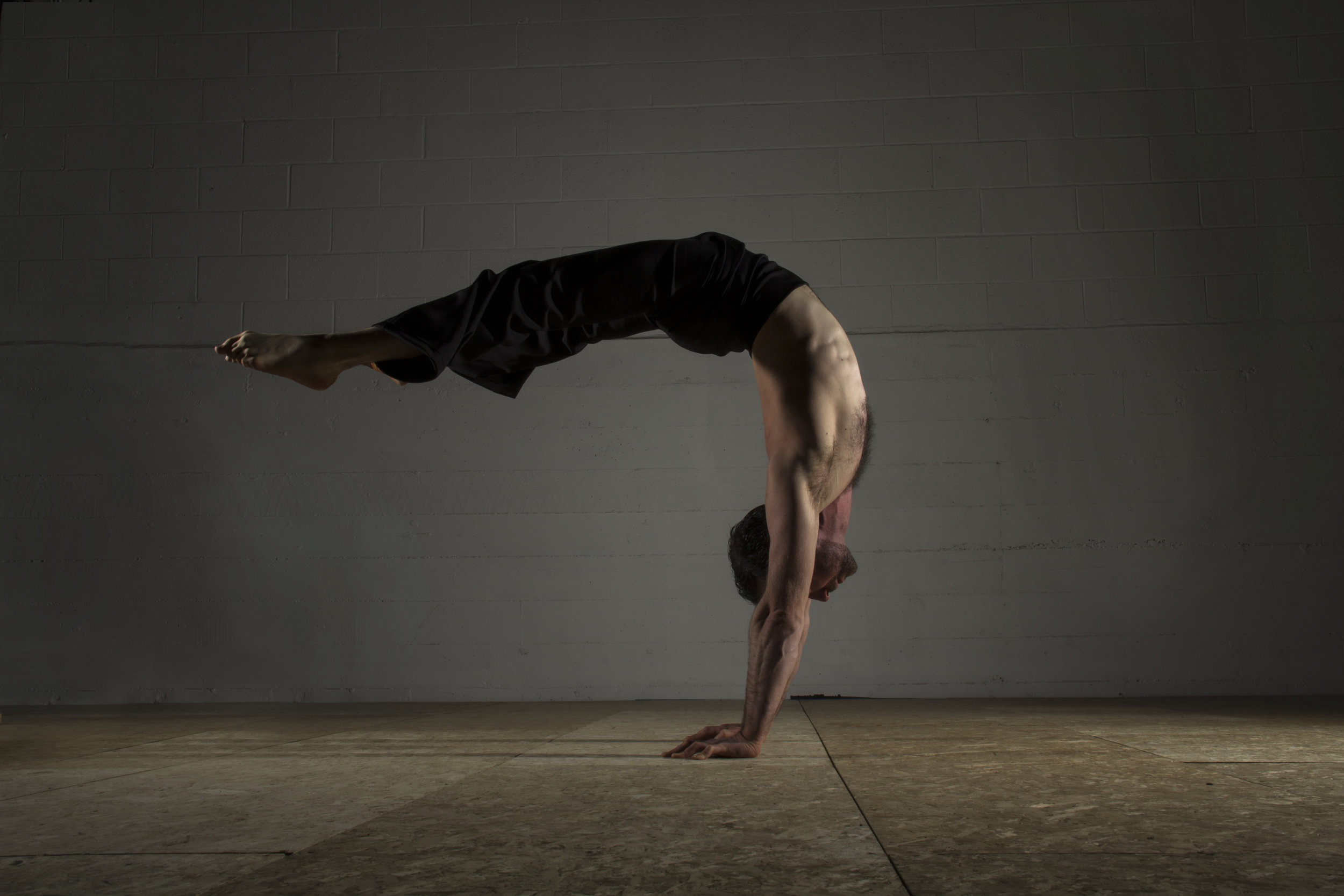 Mexican handstand overarch reverse planche hollowback