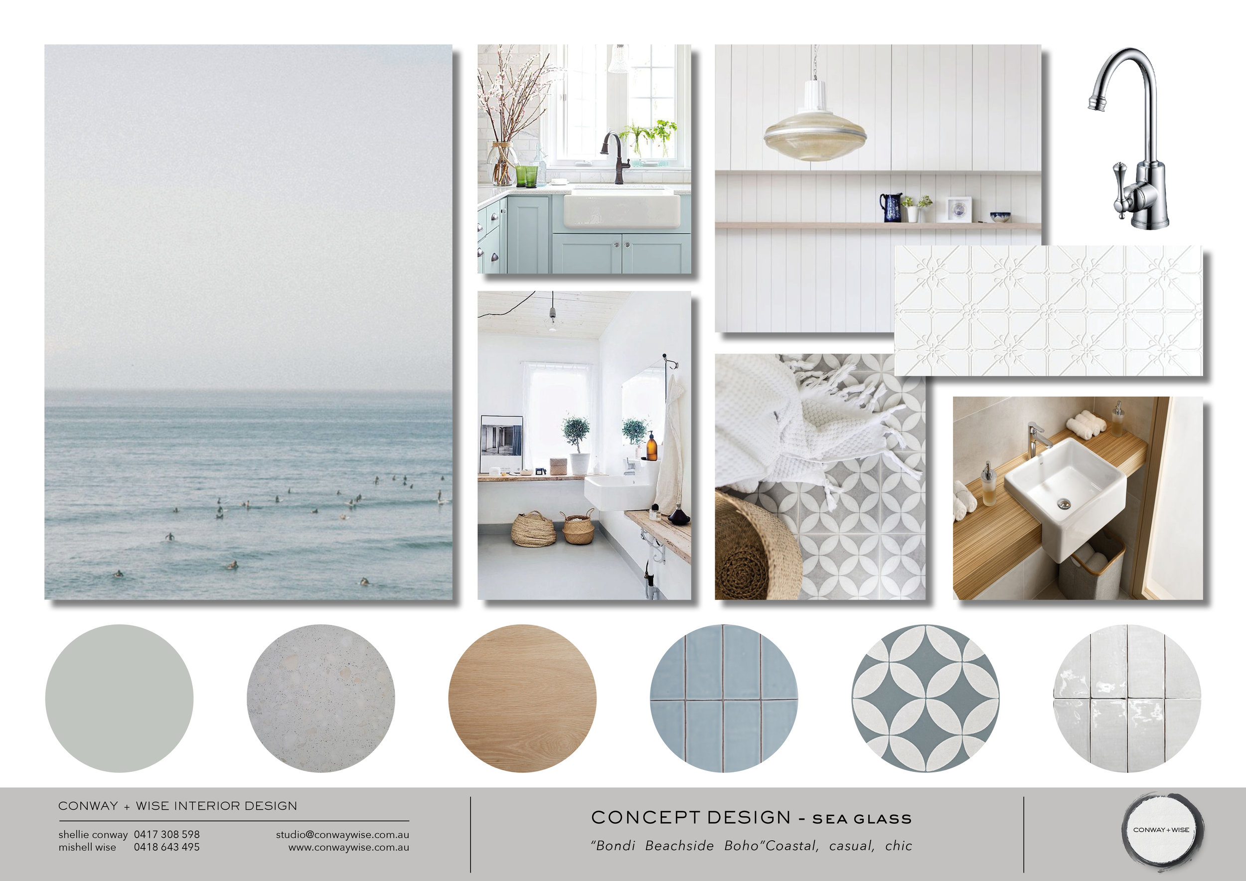 Bondi Apartment - Concept