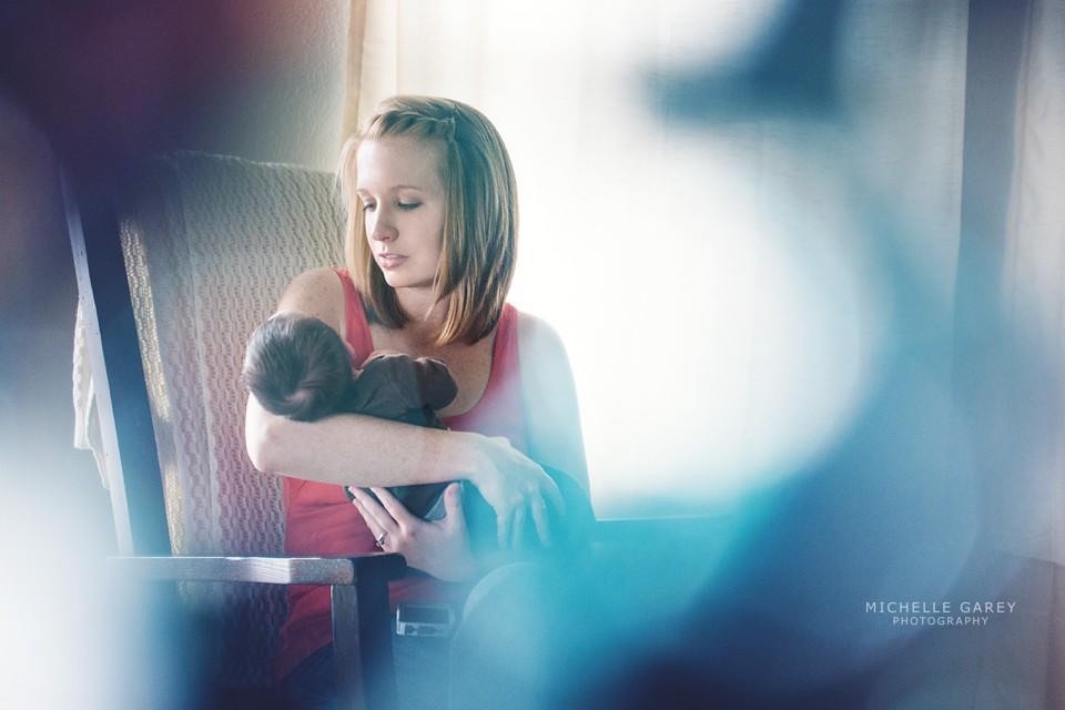 Micah's Newborn Photos :: Centennial Newborn Photographer