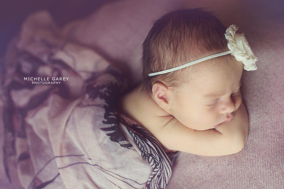 Bridgett's Newborn Session :: Denver Newborn Photography