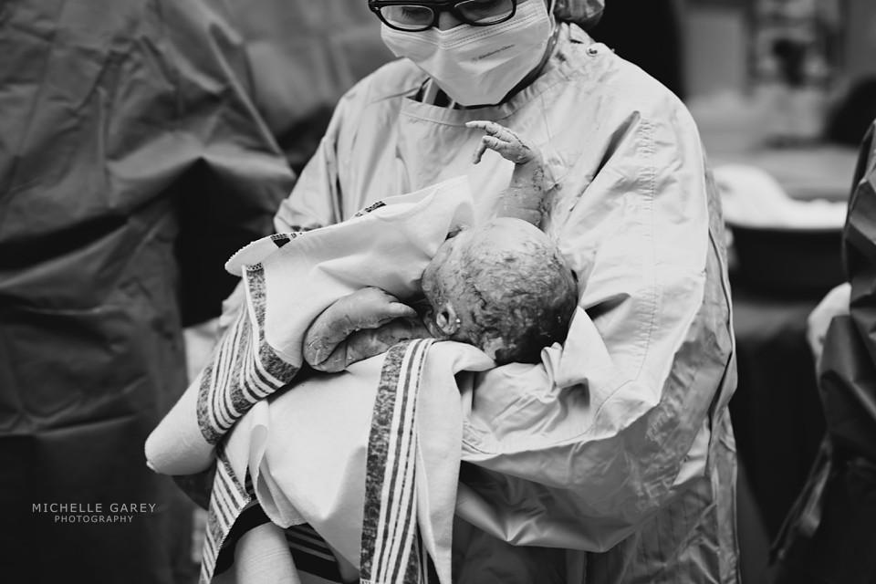 The Birth of Olivia :: Denver Birth Photography