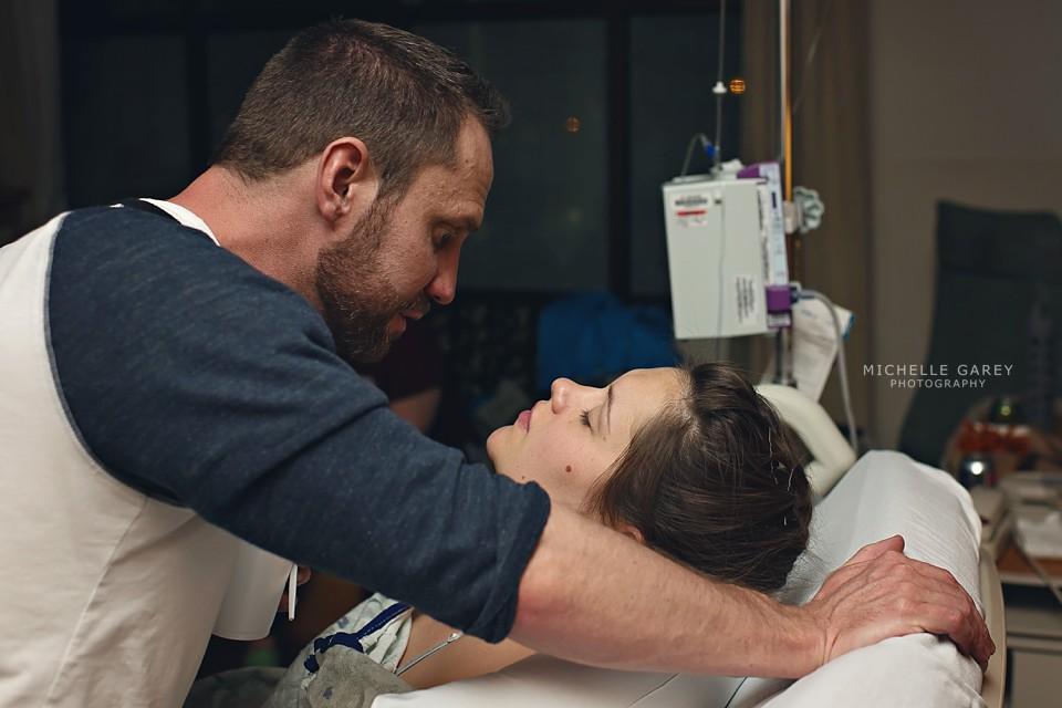 The Birth of Sloane :: Denver Birth Photography