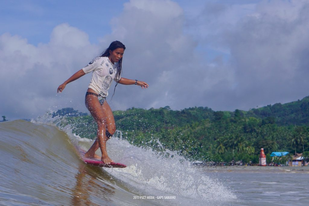 Aping Agudo from Siargao.