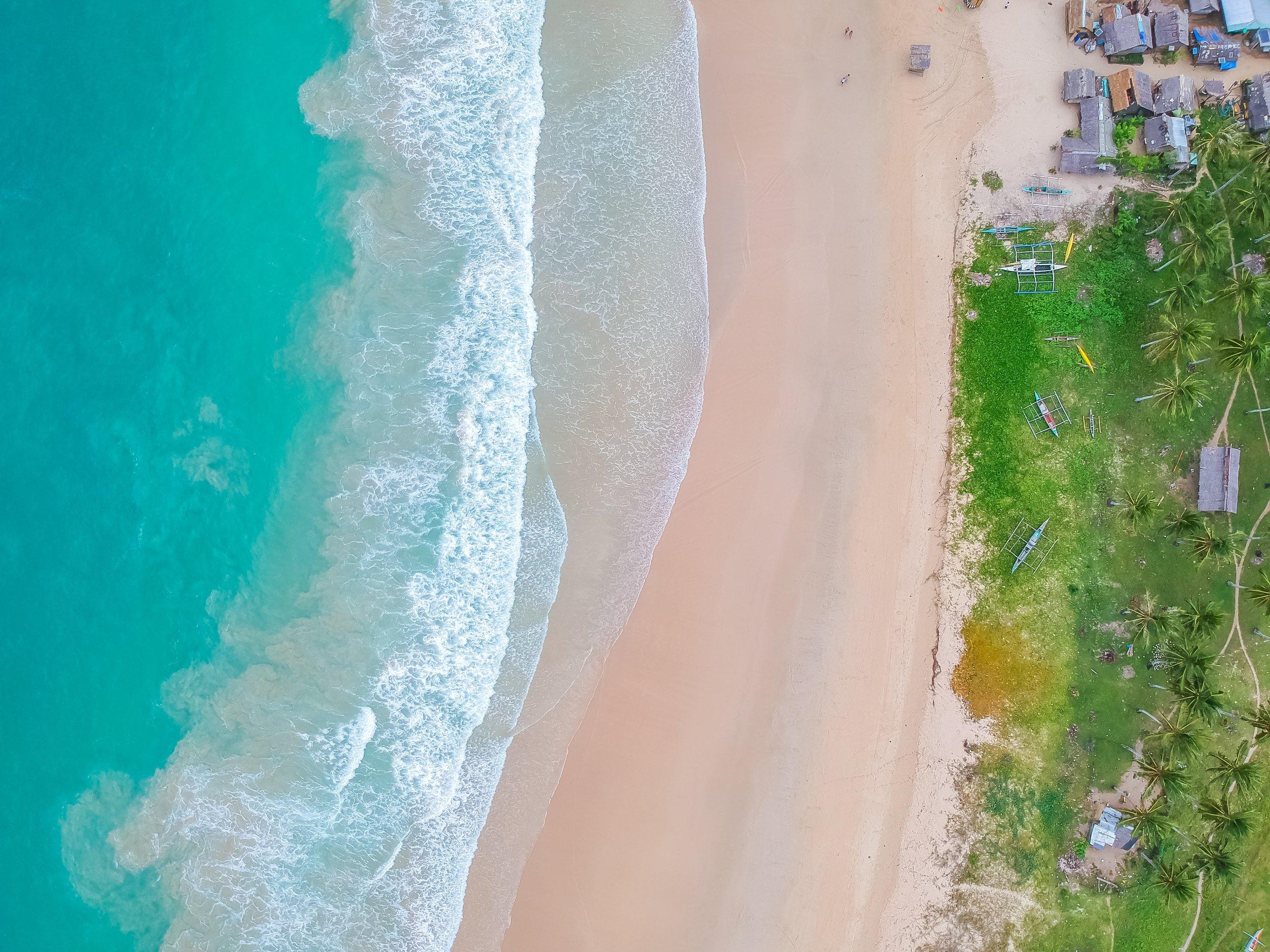 Nacpan Beach, El Nido, PHL. Photo by Cris Tagupa.