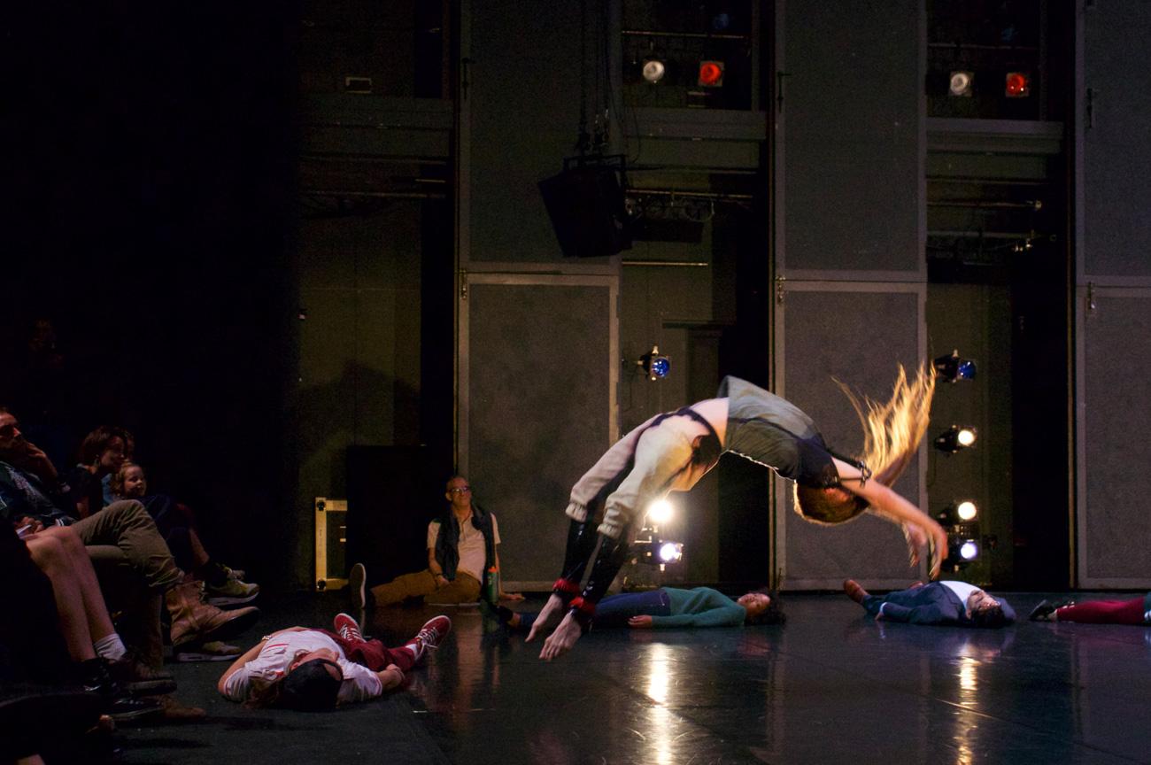 RedCat theatre L.A. @Ryan Moore