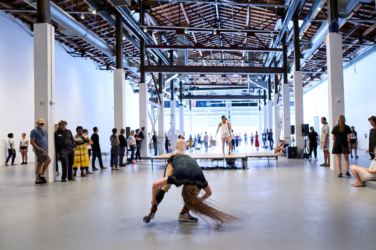 The Geffen Contemporary at MOCA. ©Joshua Rose