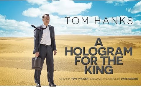 Petworth Film House - A Hologram for the King