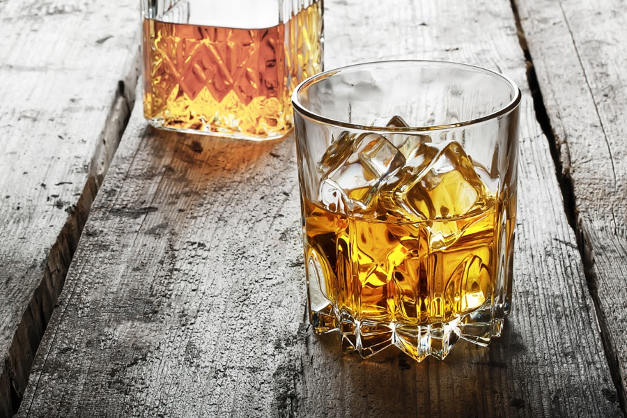 West Dean Gardens Restaurant - Whisky Tasting Evening