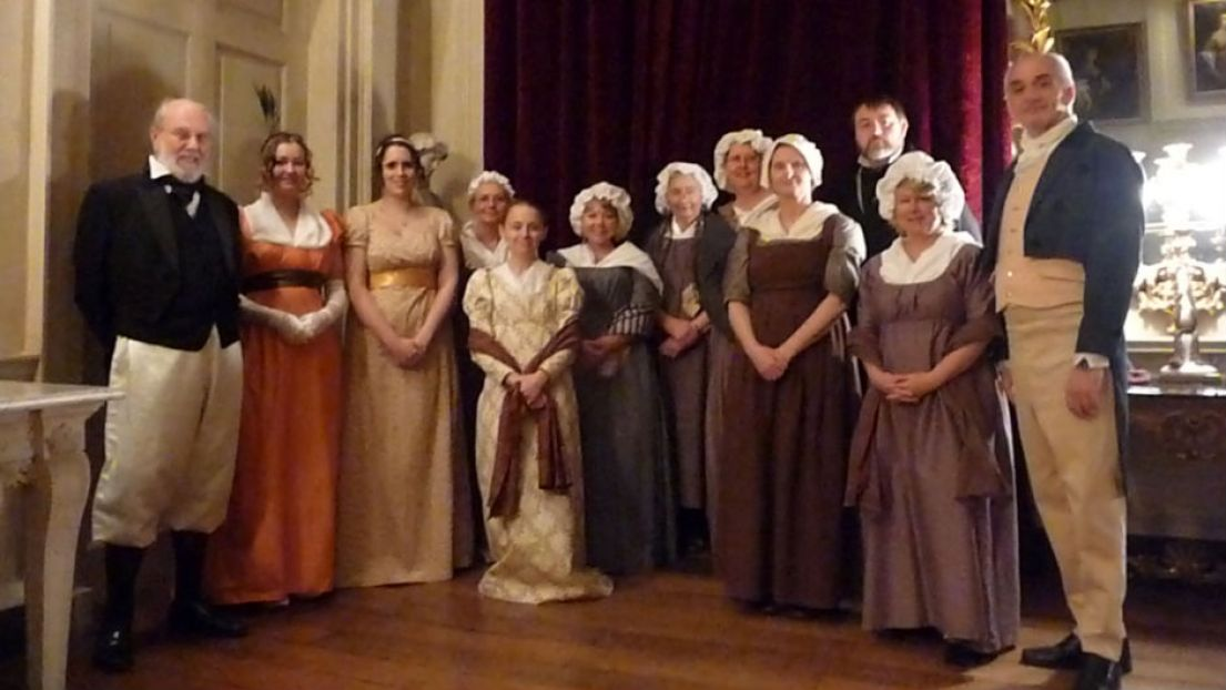 Petworth House - Costume Encounters