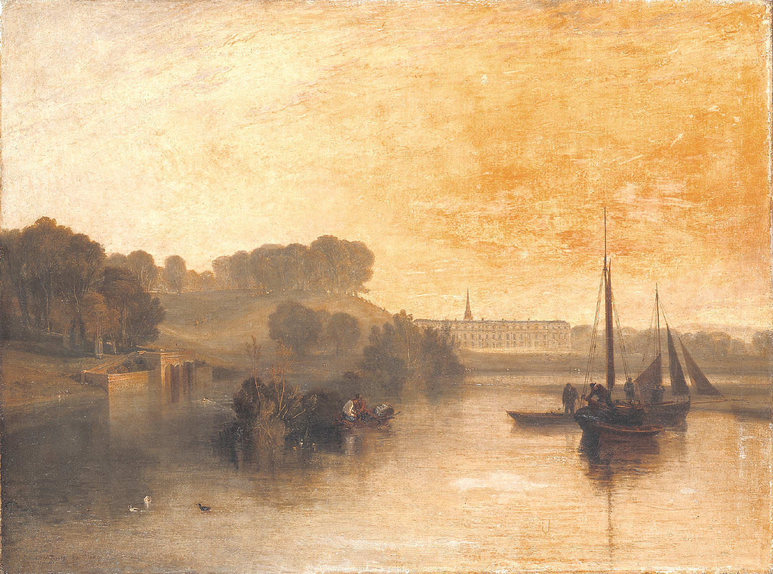 Petworth House - Turner and the Age of British Watercolour