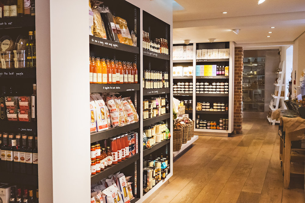 The Hungry Guest Food Shop
