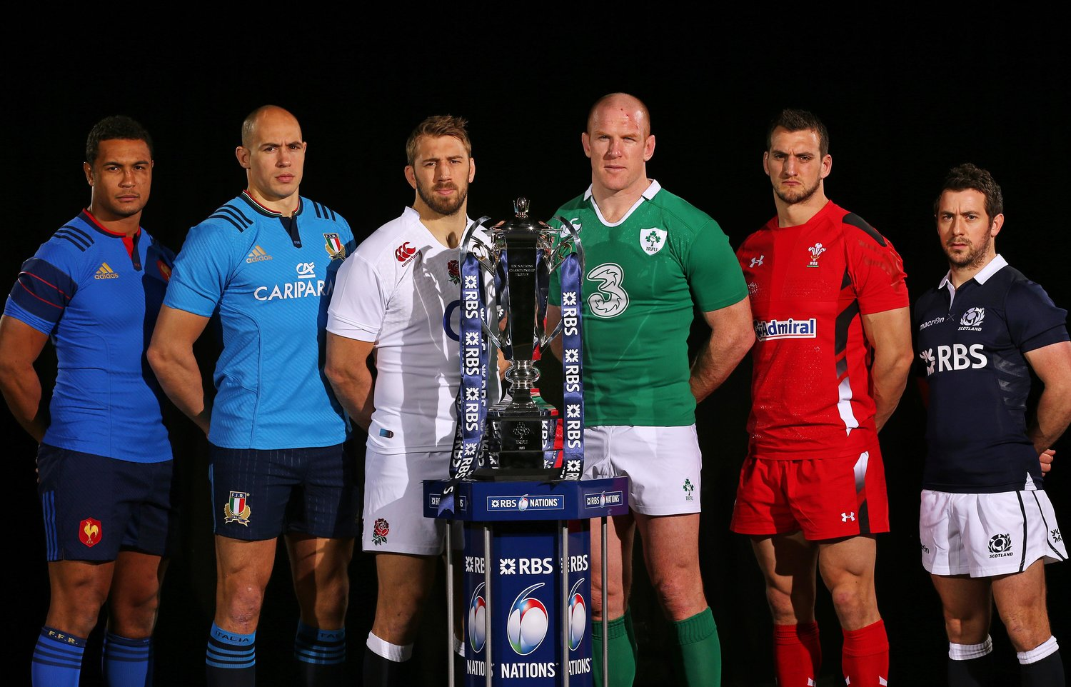 Six Nations Rugby - Live Sports