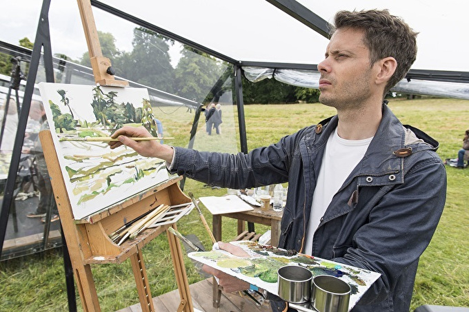 Sky Art Landscape Artist of the Year